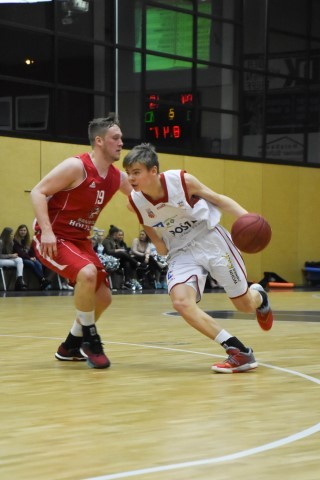 Valentin Brevet (Regnitztal Baskets(Regio2), Copyright: Brose Bamberg Youngsters