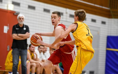Paul Guck (Regnitztal Baskets/Regio2), Copyright Brose Bamberg Youngsters – Lina Ahlf