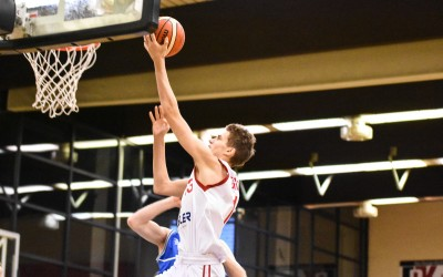 Henri Drell (Regnitztal Baskets), Copyright Brose Bamberg Youngsters – Lina Ahlf