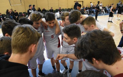 Das Team der Regnitztal Baskets/JBBL, Copyright: Brose Bamberg Youngsters