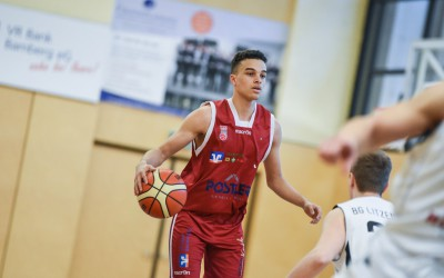 Elias Baggette (Regnitztal Baskets / Regio2), Copyright Brose Bamberg Youngsters – Lina Ahlf