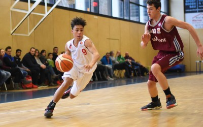 Alex Smith (Regnitztal Baskets), Copyright Brose Bamberg Youngsters – Lina Ahlf