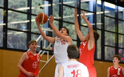 Copyright bei den Brose Bamberg Youngsters – Lina Ahlf