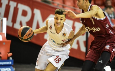 Elias Baggette (Copyright Brose Bamberg Youngsters – Lina Ahlf)