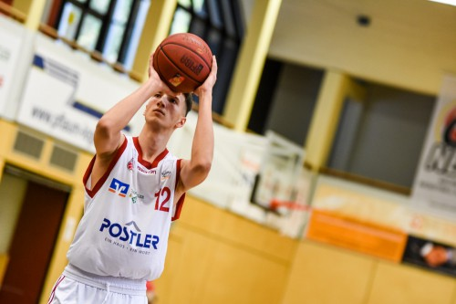 Leon Bulic (Regnitztal Baskets / Regio2), Copyright Brose Bamberg Youngsters – Lina Ahlf