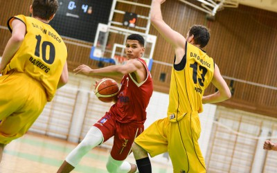 Brandon Tischler – Copyright Brose Bamberg Youngsters – Lina Ahlf