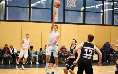 Marlon Stephan (Regnitztal Baskets), Copyright Brose Bamberg Youngsters – Lina Ahlf